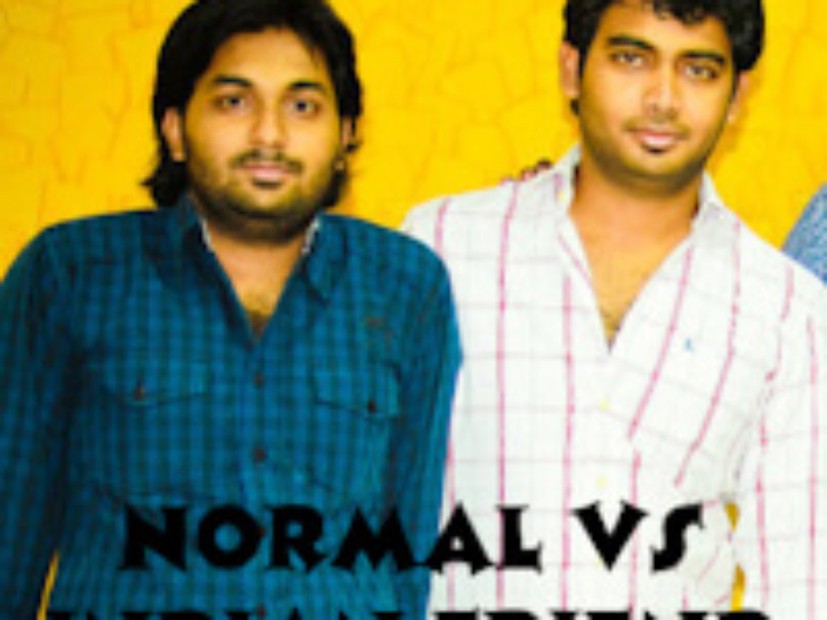 10 differences between a normal friend and an Indian friend (2)