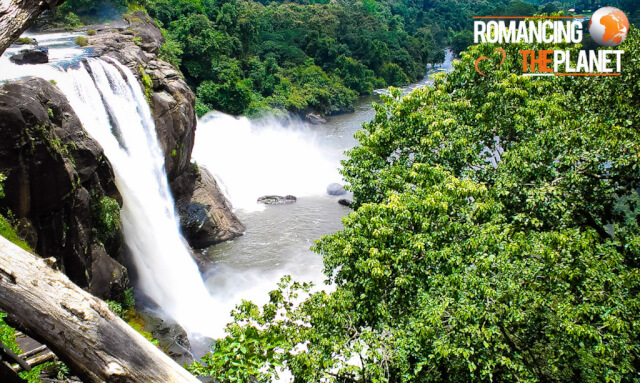 Athirappilly Falls, Thrissur District, Kerala