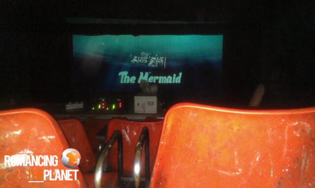 Bhutanese Movie - The Mermaid