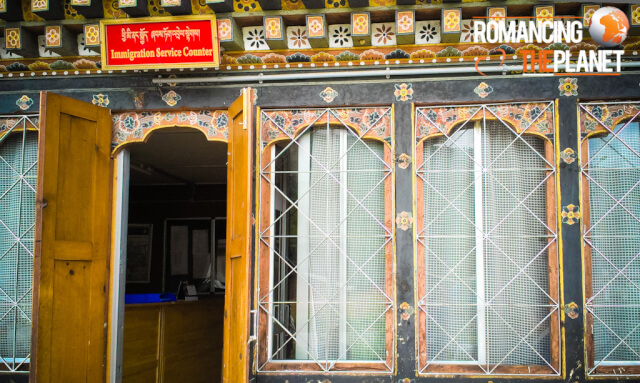 Immigration Office in Thimphu
