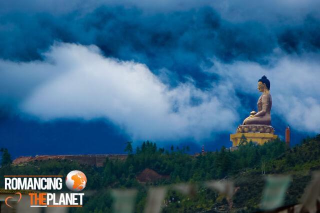 Buddha View Point - Thimphu, Bhutan