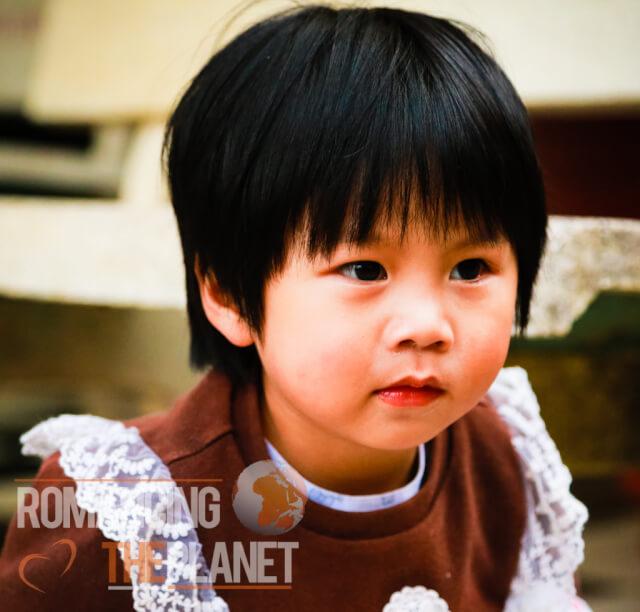 Cute Kid, NInh Hoa