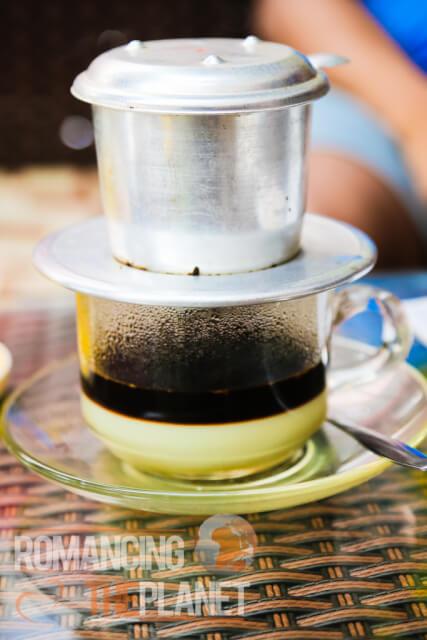 Ca Phe Sua - Drip Coffee