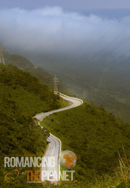 Exotic locations for motobiking