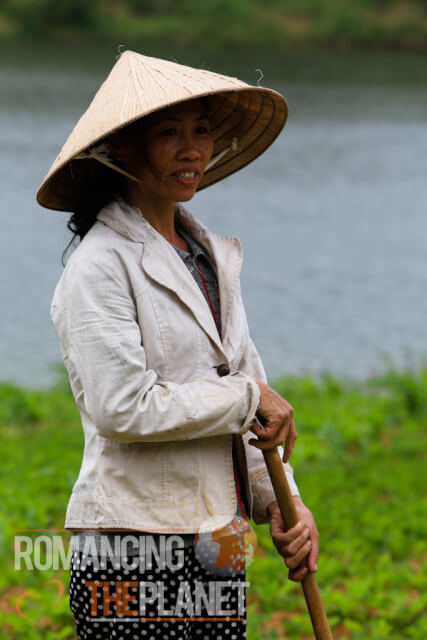 Countryside life - NInh Binh