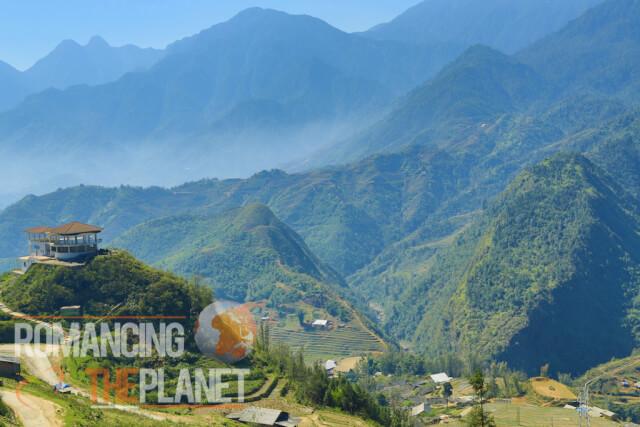Landscape of Sapa