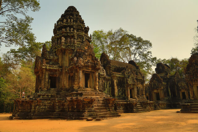 Thommanon in Angkor Thom