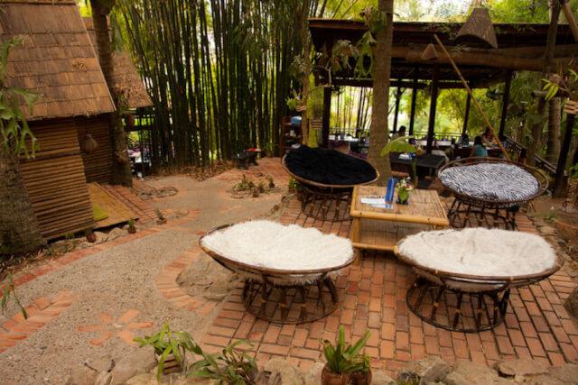 Dyen Sabai Restaurant in Luang Prabang