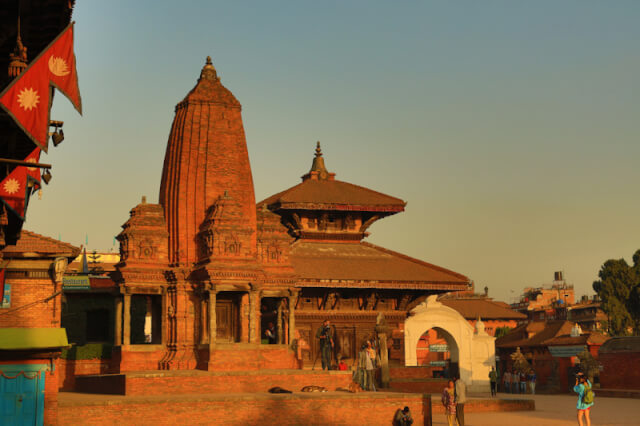 Char Dham Temples, Bhaktapur Durbar Square