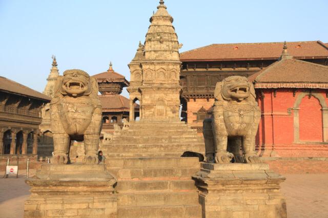 Siddhi Laxmi Stone Temple, Bhaktapur Durbar Square