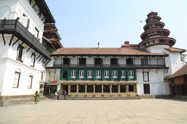 Nasal Chowk, Kathmandu Durbar Square
