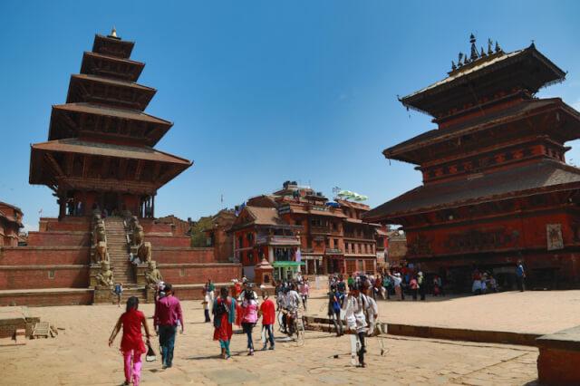 Taumadhi Square, Bhaktapur