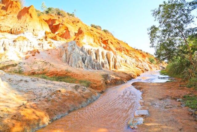 Fairy Stream near Mui Ne