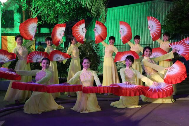 Vietnamese girls are charming