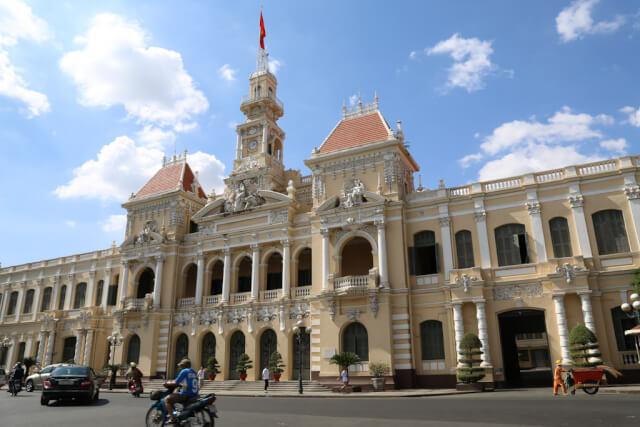 Ho Chi Minh City hall, Ho Chi Minh City, Vietnam
