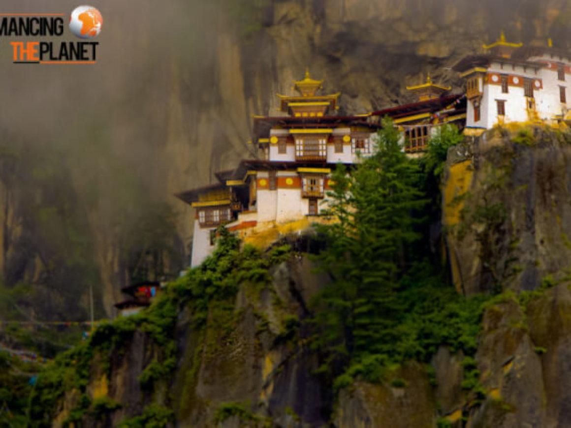 Taktsang Goemba, Paro, Bhutan