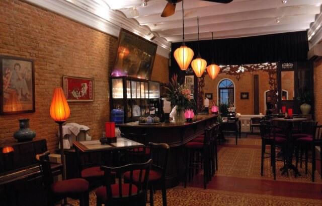 Temple Club, Ho Chi Minh City