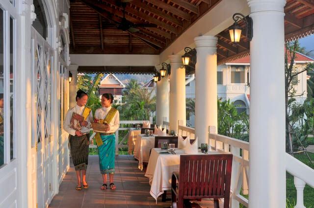 La Belle Epoque Restaurant, Luang Prabang