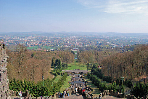 Bergpark Wilhelmshöhe – Germany