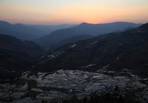 Cultural Landscape of Honghe Hani Rice Terraces – China