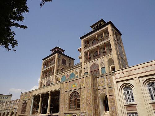 Golestan Palace - Iran