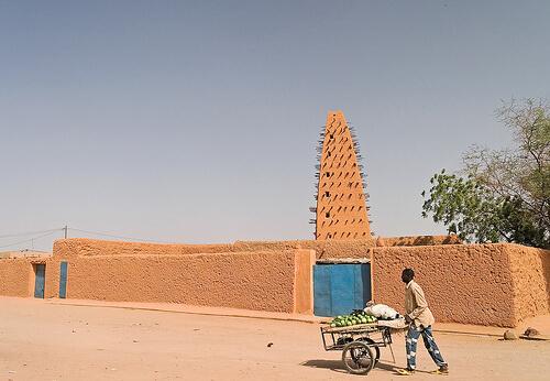 Historic Centre of Agadez – Niger
