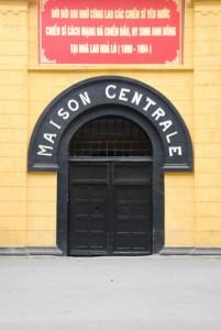 House Gate of Hoa Lo Prison