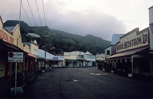 Levuka Historical Port Town – Fiji