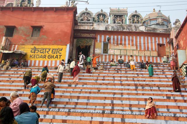 Varanasi - Kedar Ghat
