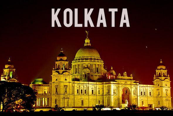 Victorial Memorial in Kolkata