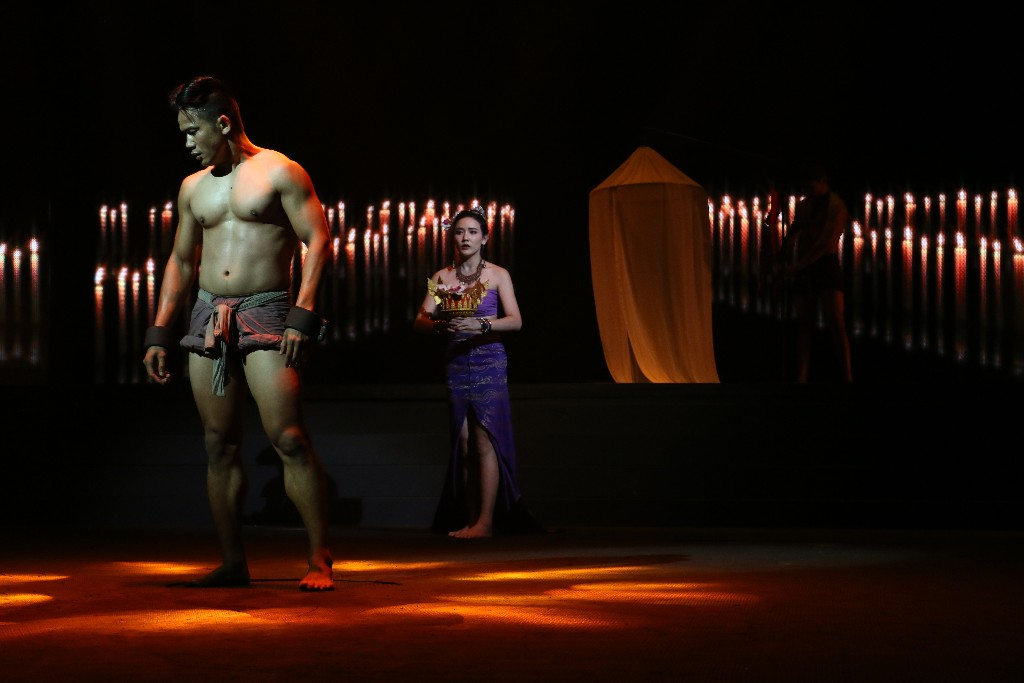 Muay Thai Live The Legend Lives - best non-cabaret shows in bangkok