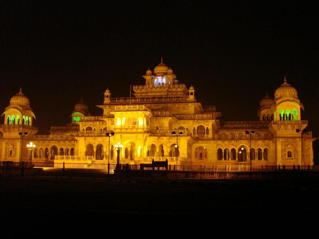 destinations in jaipur - albert hall museum