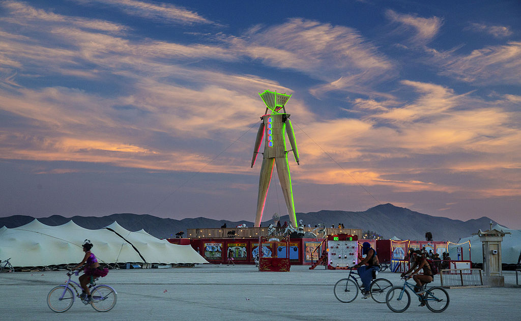 events in usa - burning man
