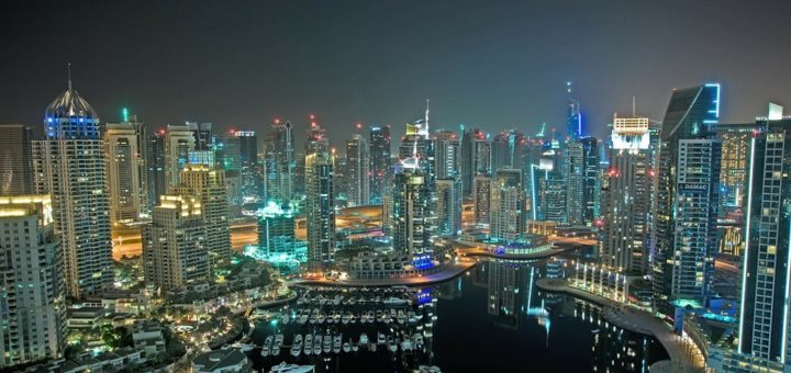 Things To Do In Dubai At Night - dubai marina