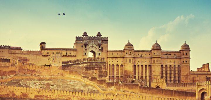 destinations in jaipur - amer fort