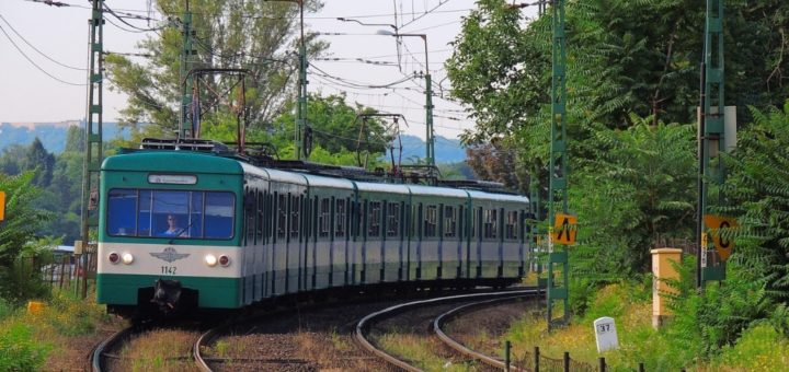train travel in central europe