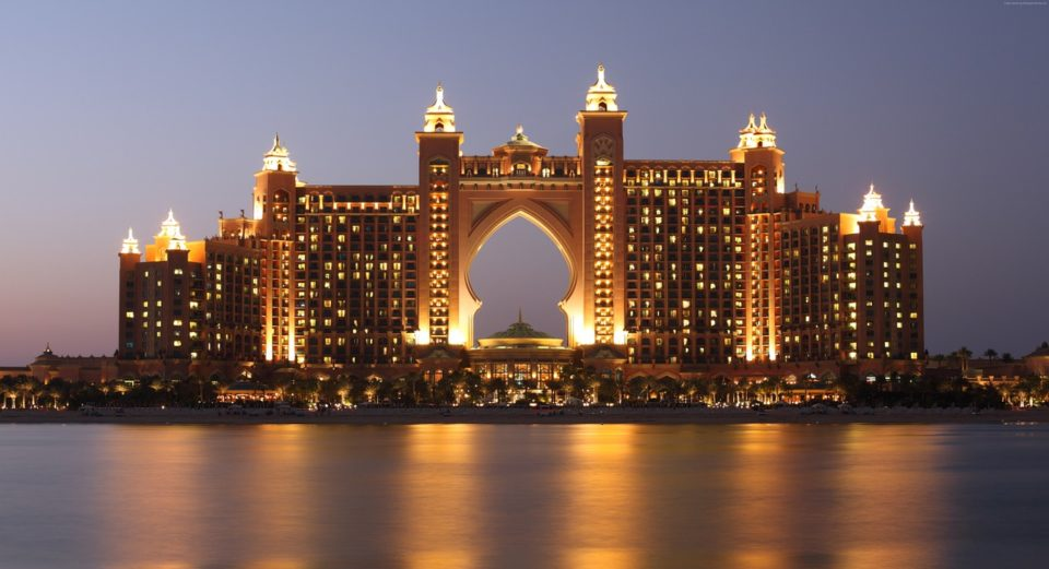 Things To Do In Dubai At Night - the palms