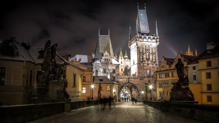 historical destinations in europe - prague