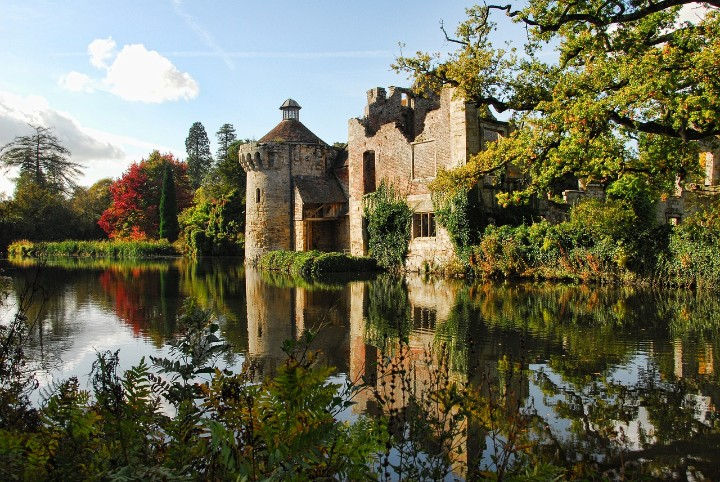 historical destinations in europe - sussex
