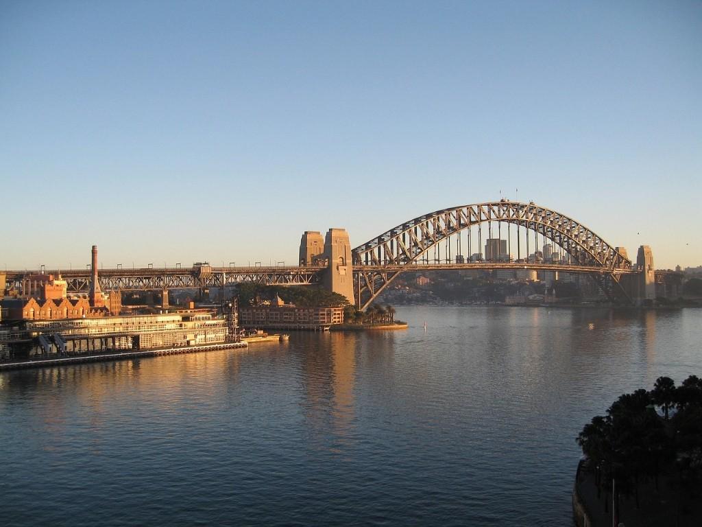 Things To Do In Australia - sydney harbor bridge