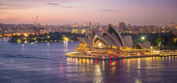 Things To Do In Australia - sydney opera house