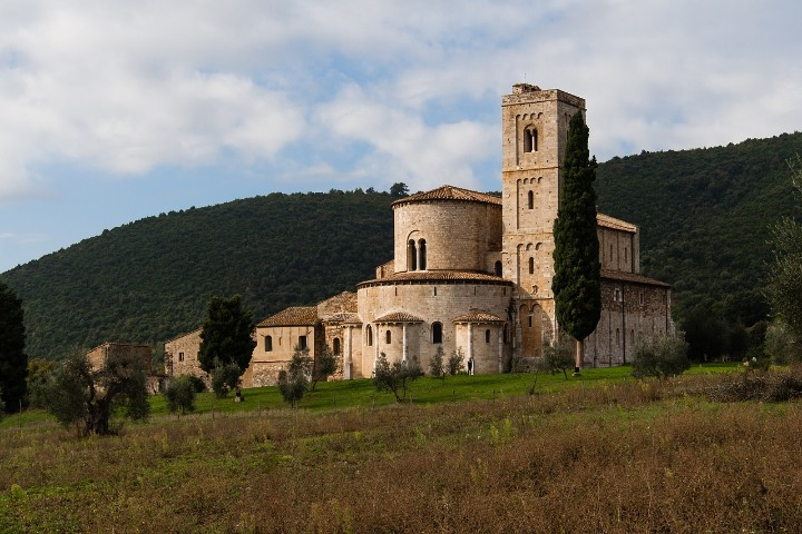 historical destinations in europe - tuscany
