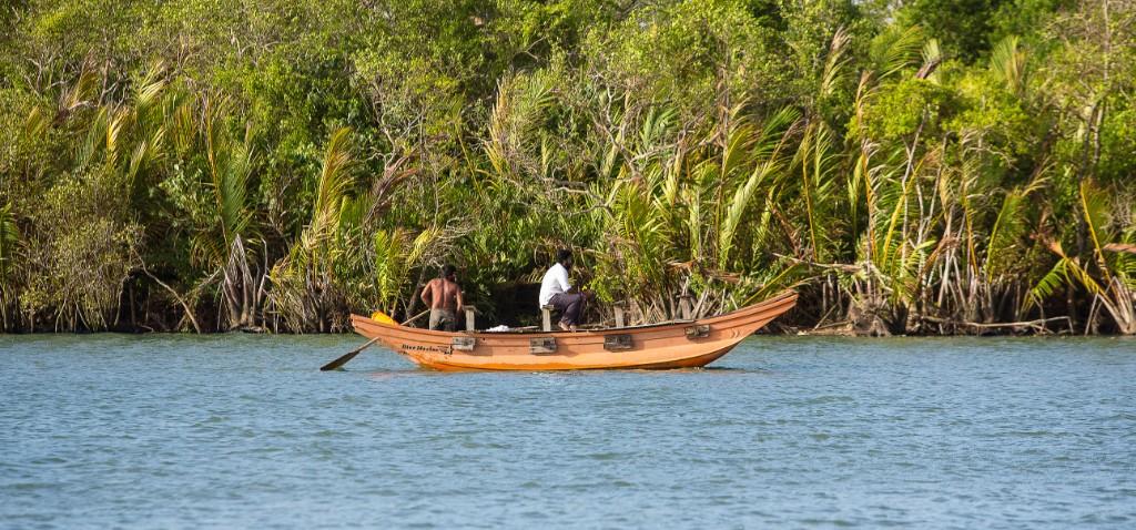 Ranna Beach Villa - lagoon