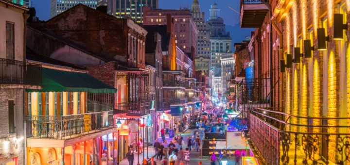 vibrant cities to travel to - new orleans