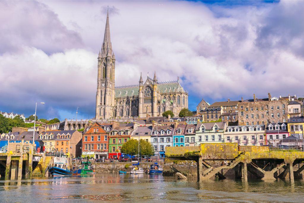 vibrant cities to tarvel to - cork in ireland