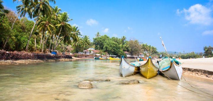 baga beach in goa