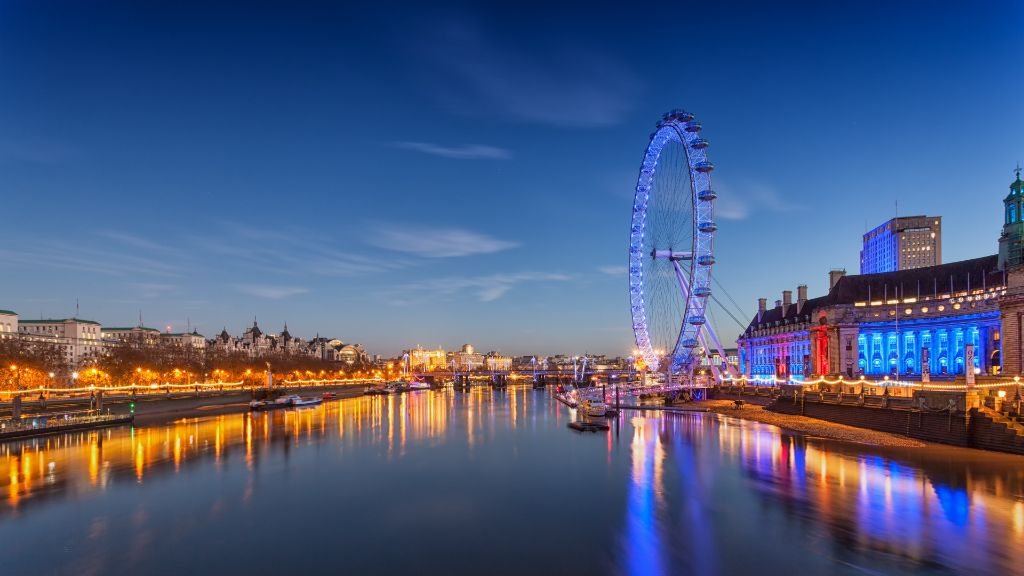 digital travel insurance for your trip to uk - london eye