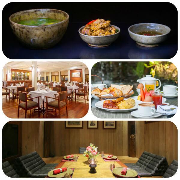 Angkor Palace Resort Dining