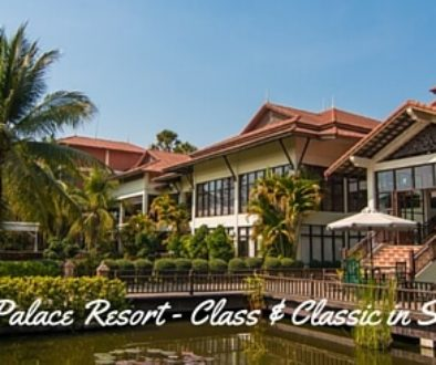 Angkor Palace Resort - Class & Classic in Siem Reap