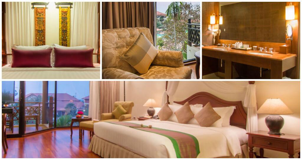 Angkor Palace Resort Room